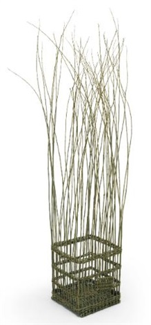 untitled willow cage by mona hatoum