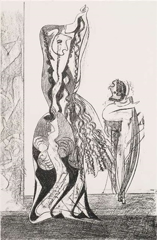 danseuses by max ernst