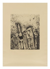 new french tools iii by jim dine