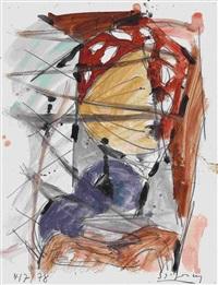 ohne titel (12 works) by stefan szczesny