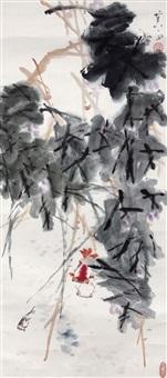 金鱼 by jiao yu