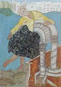 les colonnes de la memoire by ahmed hajeri