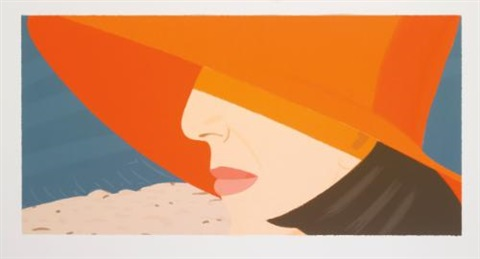 alex and ada the 1960s to the 1980s portfolio of 8 by alex katz