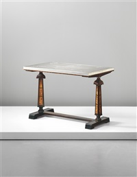 table by axel einar hjorth and nils fougstedt