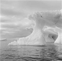 iceberg ii, disko bay by lynn davis