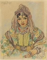 marocaine de rabat by donna andrés