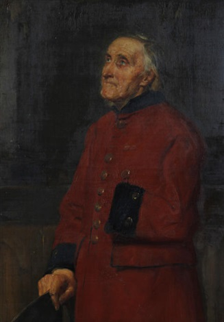 a chelsea pensioner by robert herdman