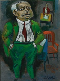 the representative by william gropper