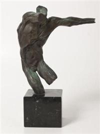 danzatore by caroline van der merwe