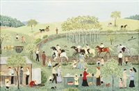 country races by roma higgins