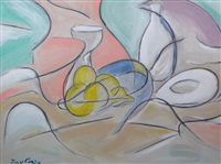 morning still life by tony curtis