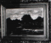 pastoral scene by charles linford