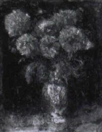 jarron con flores by andres de santa maria