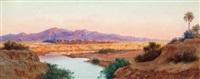 paysage du sud by p. lipogain