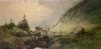 alpeggio by giacinto bo