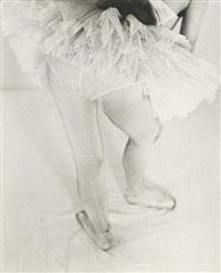 reflets. chagalienne. danseuse. bretagne. norvège (7 works) by denise colomb