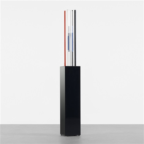 untitled column by ilya bolotowsky