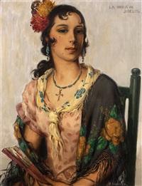 la novia de joselito -1950 by daniel sabater y salabert