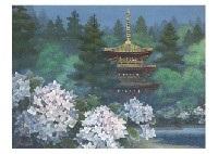 hydrangea by masahiro tsuchiya