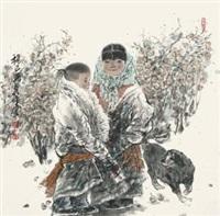秋已深 by li xiufeng