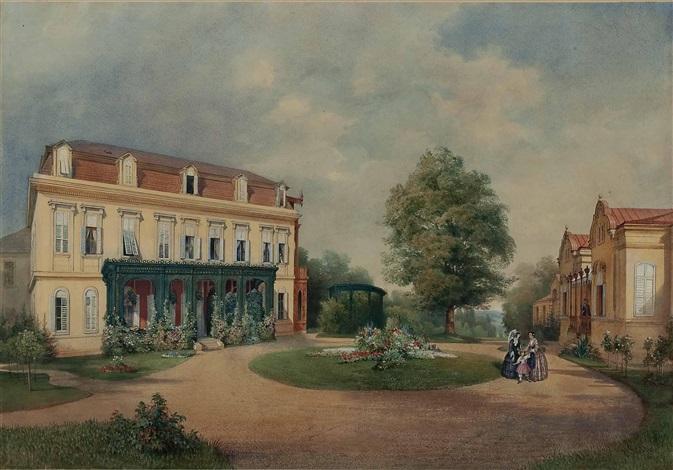 landhaus der familie albert hardt in hadersdorf bei wien by emanuel stöckler
