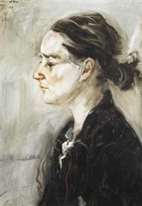 portrait of krina by eoin llewellyn