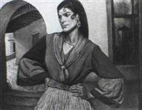 la belle andalouse by josé maria santa-marina