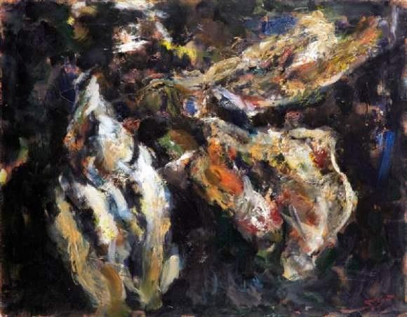 le couronnement dépines by tigran agadjanian