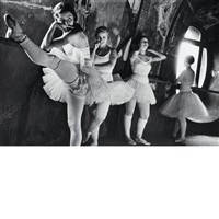 ballet i, paris by lucien aigner