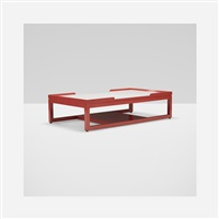 coffee table by tommi parzinger