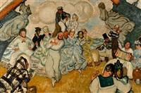 sailor party by steven spurrier