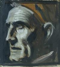 porträt von kardinal josef faulhaber by leo samberger