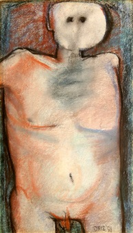 untitled (nude) by onib olmedo
