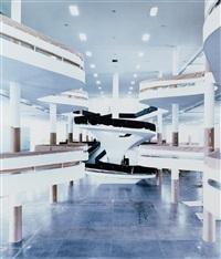 fundação bienal de são paulo xi by candida höfer