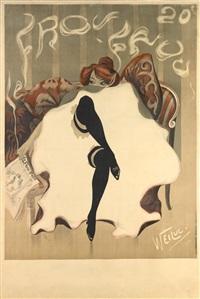LE FROU FROU, 1900