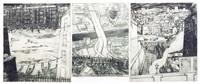 glasgow triptych by ian fleming