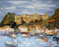 port cros by jean sardi