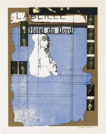 hotel du nord by joseph cornell