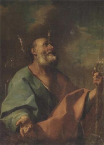 saint joseph by giuseppe antonio petrini