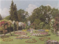 the rose garden by george marks
