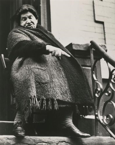 lower east side new york by lisette model