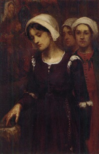 entering the church by reginald l. waud
