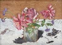 vaso di fiori by laura mannucci