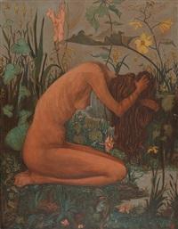 le bain by jacques cortellari