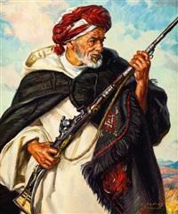 le chasseur marocain by louis john endres