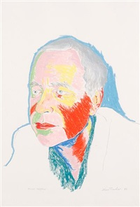 howard hodgkin by clive barker