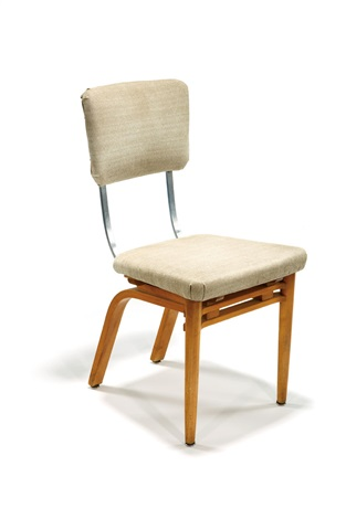 dining chair by richard neutra