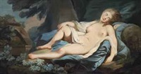 the sleeping venus by françois boucher