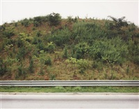 the neutral territory (highway meridian) by roe ethridge
