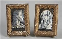 salvator moundi et santa maria by limoges